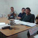 Delegados Asistentes a la Reunión