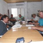 Reunión Comisión Directiva